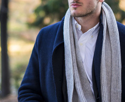 Dressing in Cold Weather - Button